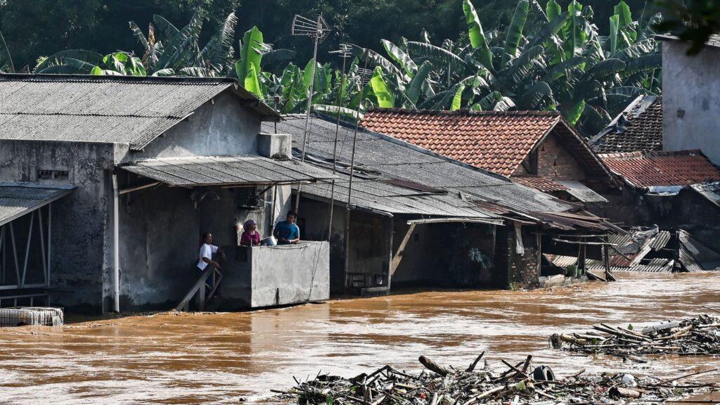 Jakarta amongst the sinking cities list