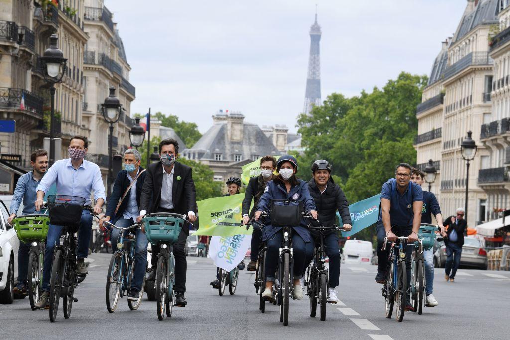 Paris,15-minute city