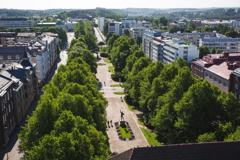 Carbon neutral Lahti